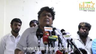 Mansoor Ali Khan Press Meet For 500 An 1000 Issue