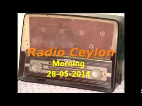Radio Ceylon 28-05-2014~Wednesday Morning~03 Aapki Pasand