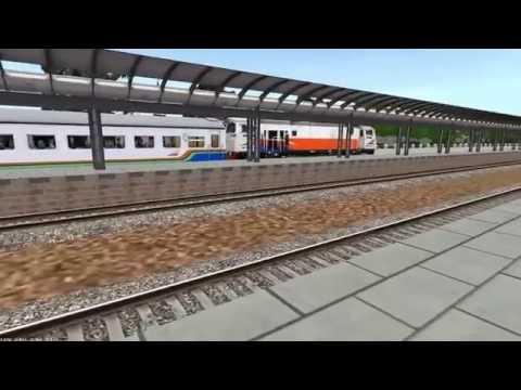Add On Lokomotif Trainz Simulator Android