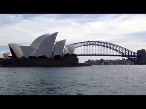 Sydney Showboats iPhone video