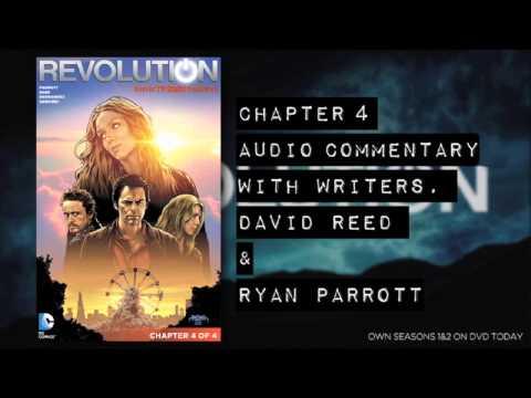 Revolution Digital Comic: Chapter 4 Audio Commentary