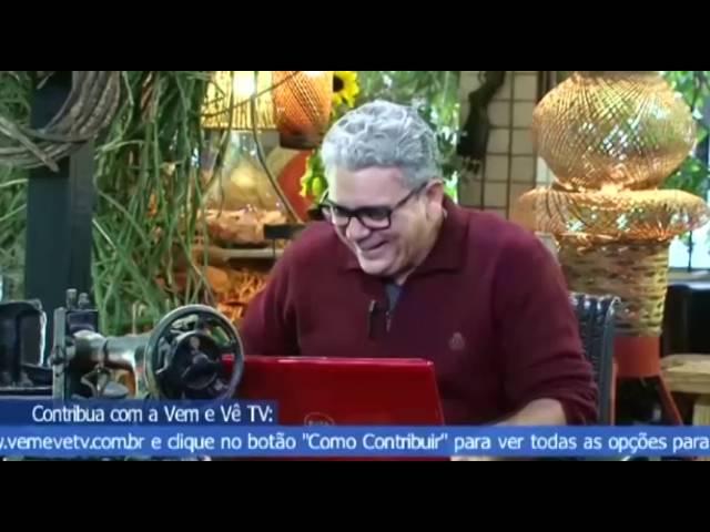 """Sugestão do Bráulio para novo programa da VVTV: """"É ruim demais!"""".  Só com histórias dos crentes."""