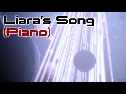 Liara's Song - Piano based on Vigil (Mass Effect 3 Citadel DLC)