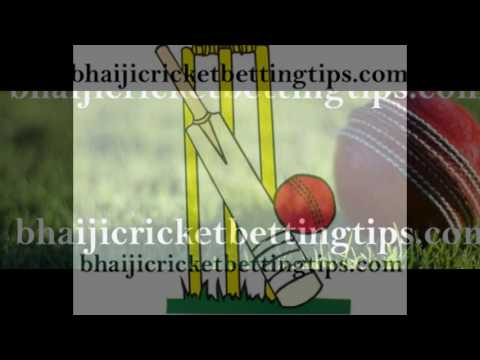 Bhaiji Cricket Betting Tips