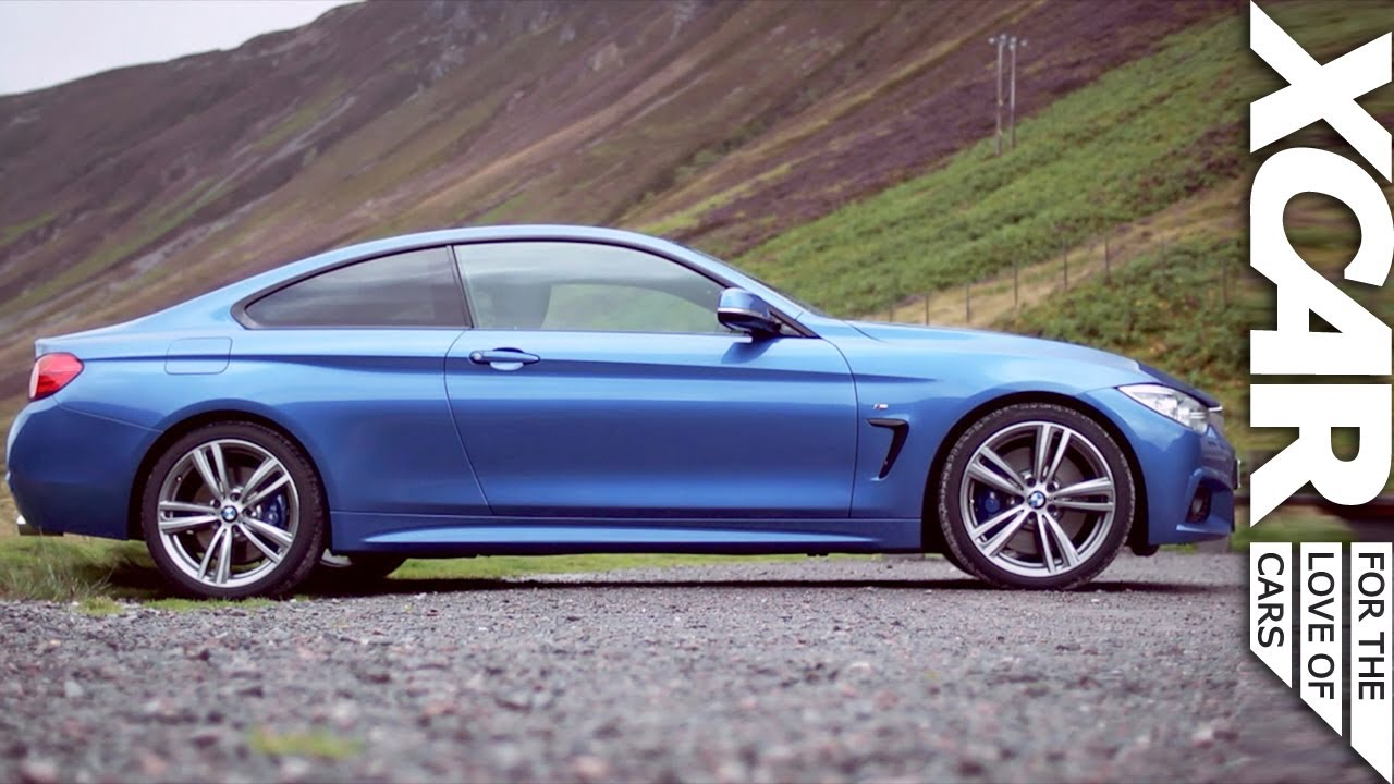 Bmw 4 Series All New Even Though It Shouldn T Be Youtube