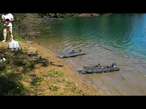 RC D-Day: landing wave #2