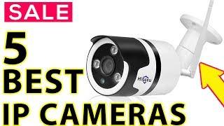 5 Best IP Security Cameras To Buy | Indoor & Outdoor CCTV Camera