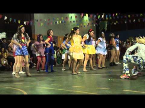 3º ano CIC 2013 - Festa Junina - Remix
