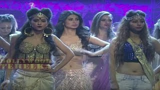 Mouni Roy Shoot Song Of Movie Tum Bin 2 With Team At Angel Studio