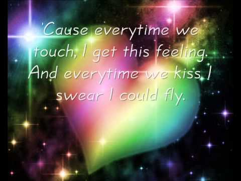 Cascada- Every Time We Touch Lyrics (slow) video