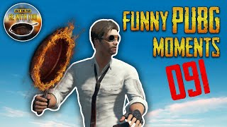 PUBG Funny Moments Clips Plays WTF #091 - MAY THE PAN BE WITH YOU (Playerunknown's Battlegrounds)