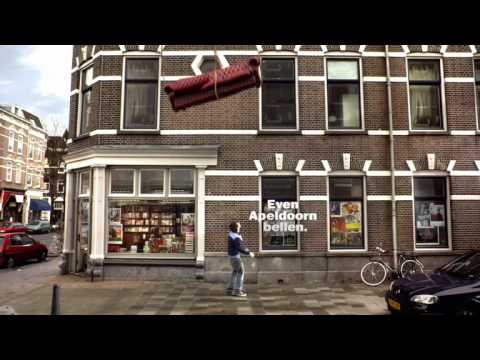 Even Apeldoorn bellen (Centraal Beheer)