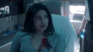 Jake McLaughlin (kiss scene #7) Priyanka Chopra/Alex Parrish  - Quantico (tv series) #33