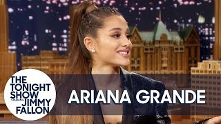 Ariana Grande Remembers a Surprise Call from Aretha Franklin