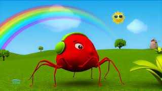 Incy Wincy Spider | Nursery Rhymes | Baby Songs | Children Rhyme