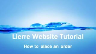 Lierre Acupuncture needles and massage tables tutorial