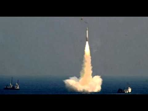 North Korea fires short range missiles into sea