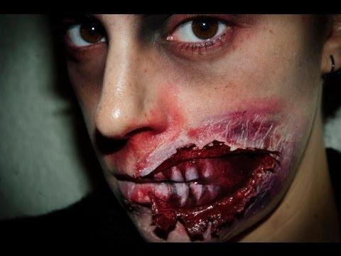 Maquillaje Halloween 5: Zombie FX (efectos especiales)  | Silvia Quiros