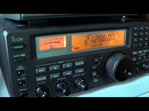 DK0TE amateur radio station from Germany
