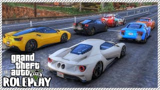 GTA 5 ROLEPLAY - Epic Point to Point Street Racing Event | Ep. 491 Civ