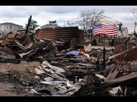 Жуткие последствия разрушительного урагана / Hurricane's devastating effects