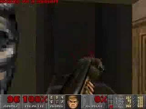 Doom II Speedrun