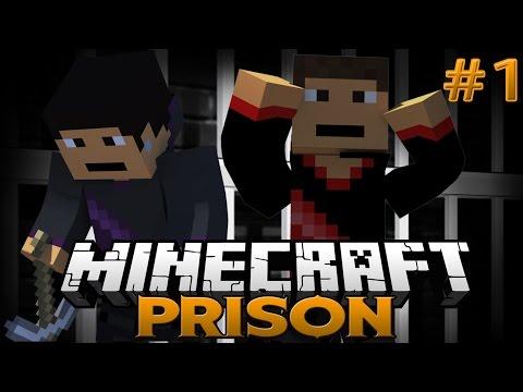 Minecraft Prison: RANKING UP SO FAST Minecraft Jail Break #1