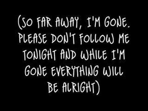 Avenged Sevenfold - I Wont See You Tonight