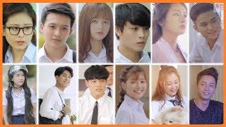 So Sánh Dàn Diễn Viên Từ Season1 đến Season5 của Faptv | Bao Bao