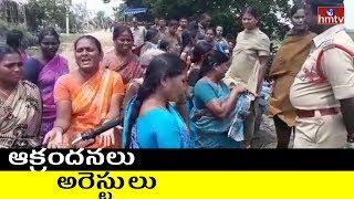 Devarapalli Villagers Protest for Dalit Lands