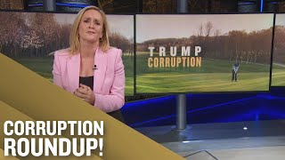Here's How Taxpayers are Funding Trump's Resorts | Full Frontal on TBS