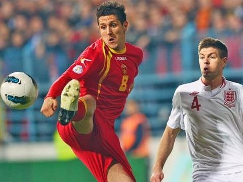 Stevan Jovetić vs England (2014 World Cup Qualification) By ChequeredCrown