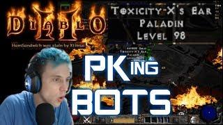 PKing Bots on Battle.net - Diablo 2
