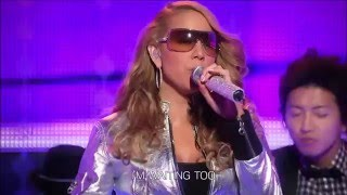 Mariah Carey - Touch My Body (on Smap x Smap) Live in Japan [HD]