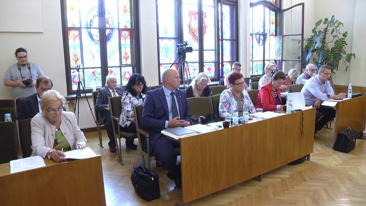 LI sesja Rady Miejskiej, część II