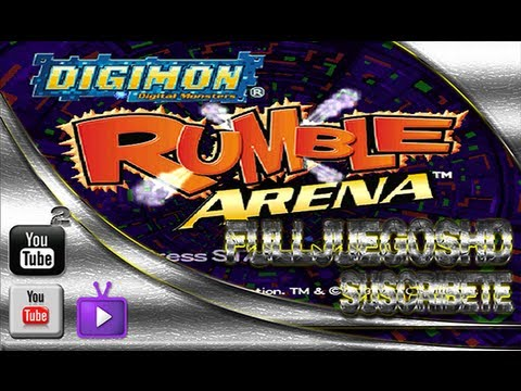 Digimon Rumble Arena - GamePlay - Descarga Gratis