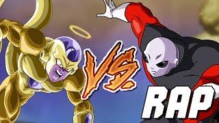 El Papu Freezer VS. El Marcianito Jiren - Batalla de Rap