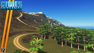 Cities Skylines   Episode 12 - Roads roads roads