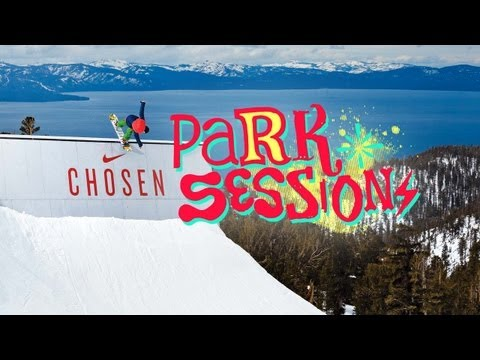 Park Sessions at Heavenly Resort 2012 - TransWorld SNOWboarding