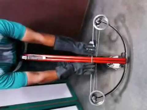 INDIAN HOMEMADE - I Compound Crossbow