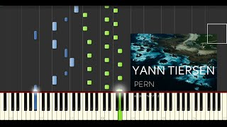 Yann Tiersen - Pern [EUSA] (Synthesia Tutorial)