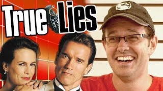 True Lies Review (1994) The Tippy Top of Mount Schwarzenegger - Rental Reviews