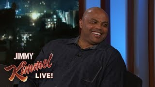 Charles Barkley Has a Crush on Tom Brady