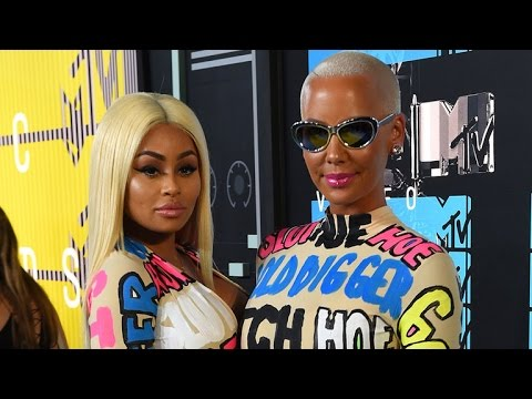 TMI! Amber Rose Spills Juicy Details on Blac Chyna and Rob Kardashian's Sex Life