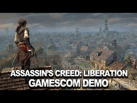 Assassin's Creed III: Liberation - A Faithful Acolyte