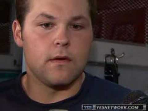 Joba Chamberlain Interview 8/13/07