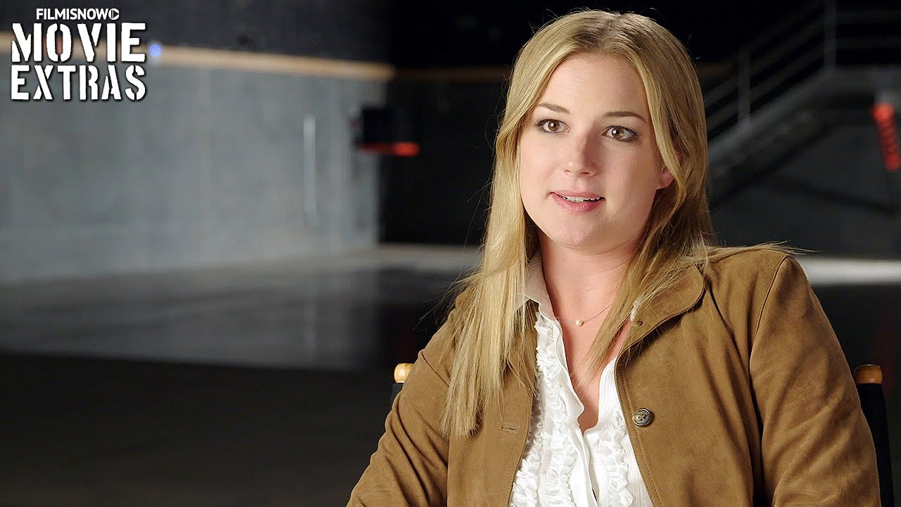 Captain America: Civil War | On-set with Emily VanCamp 'Sharon Carter  Agent 13' [Interview]