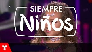 Campeona mundial de salsa Beberly Devers baila en Siempre Niños (VIDEO)