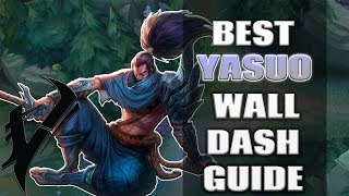 Yasuo Wall Dash/Jump, VISION WITHOUT WARDS Part 2 /w Vesuvia
