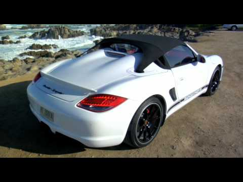 Porsche Boxster Spyder 